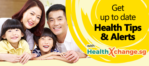 HealthXchange E-newsletter Sign-up