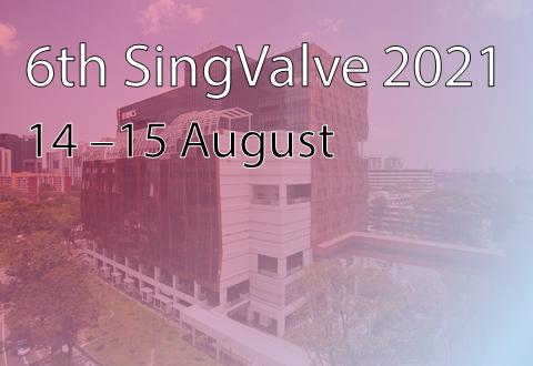 6th SingValve 2021 event thumbnail