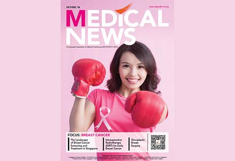 Medical News Breast Cancer Oct 2016