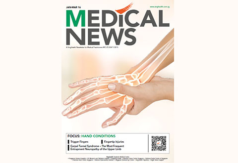 Medical News Hand Condition Jan 2016