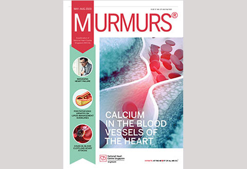 Murmurs Newsletter Issue 37 (May – Aug 2020)
