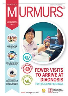 Murmurs (Issue 27: Jan - Mar 2017)