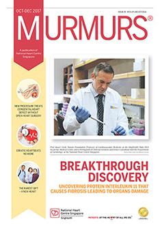 Murmurs (Issue 29: Oct - Dec 2017)