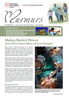 Murmurs (Issue 1: Jan - Jun 2009)