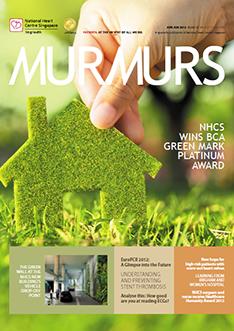 Murmurs (Issue 13: Apr - Jun 2012)
