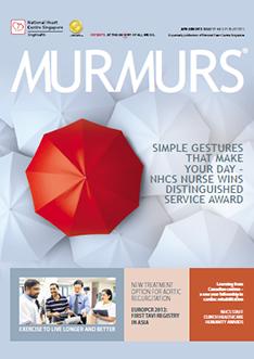 Murmurs (Issue 17: Apr - Jun 2013)