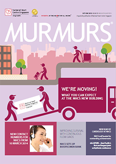 Murmurs (Issue 19: Oct to Dec 2013)