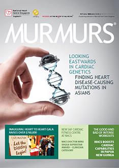 Murmurs (Issue 22: Oct 2014 - Mar 2015)