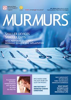 Murmurs (Issue 23: Apr - Jun 2015)