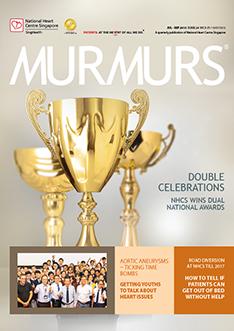 Murmurs (Issue 24: Jul - Sep 2015)