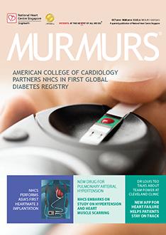 Murmurs (Issue 25: Oct 2015 - Mar 2016)