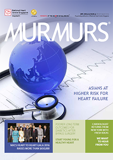 Murmurs (Issue 26: Apr - Jun 2016)