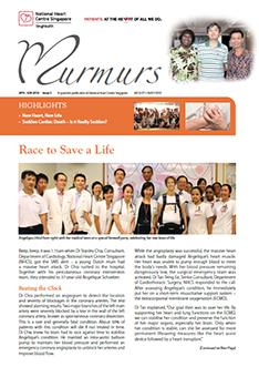 Murmurs (Issue 5: Apr - Jun 2010)