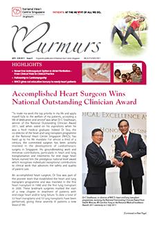 Murmurs (Issue 9: Apr - Jun 2011)