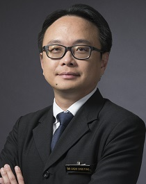 Dr Chew Chee Ping from Sengkang General Hospital